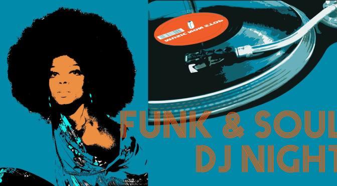 Soul, Funk, Ska & Reggae Night. Friday 29th November